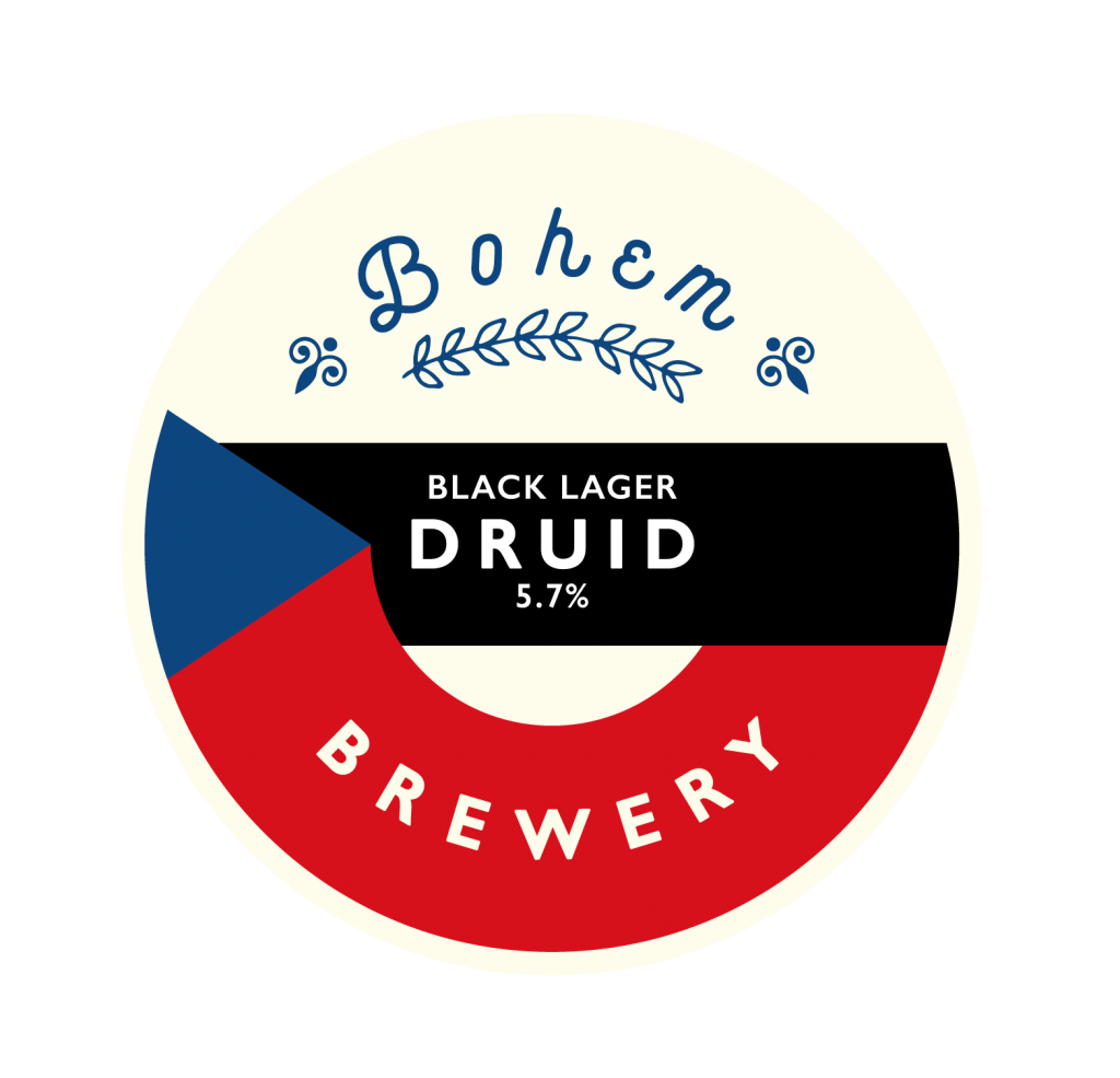 Druid Bohem Brewery Beer