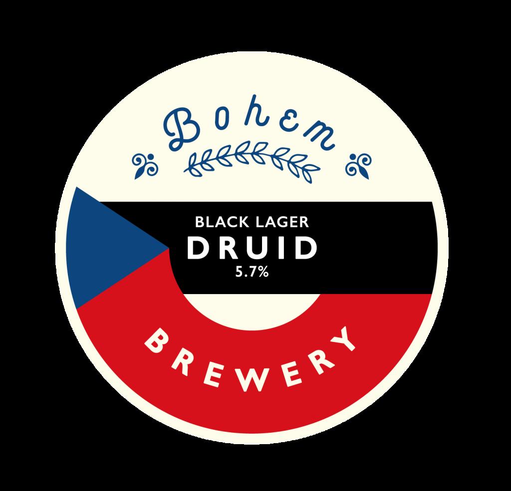 Druid Bohem Brewery Beer