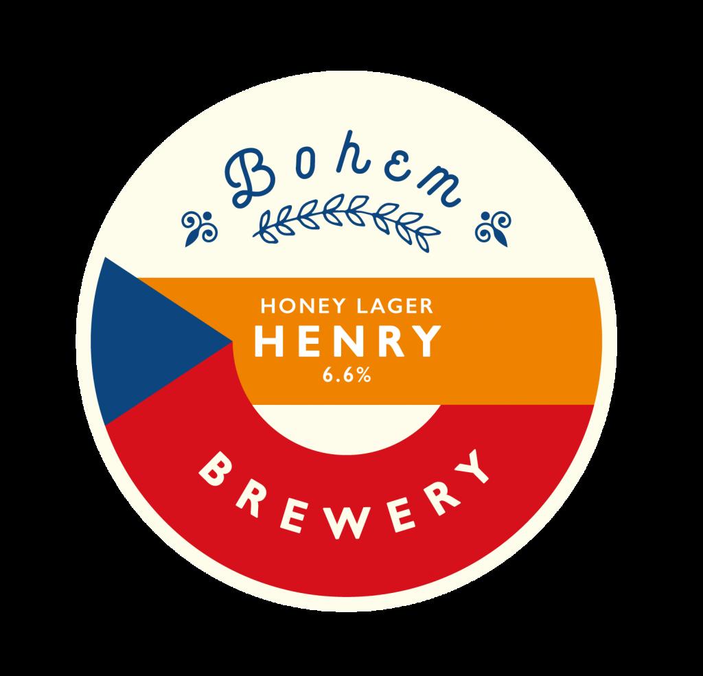 Henry Bohem Brewery Beer