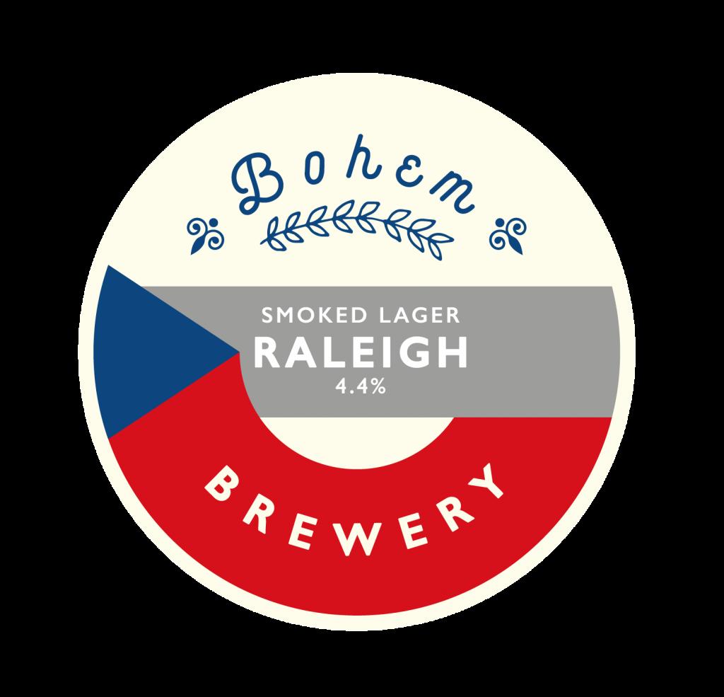 Raleigh Bohem Brewery Beer