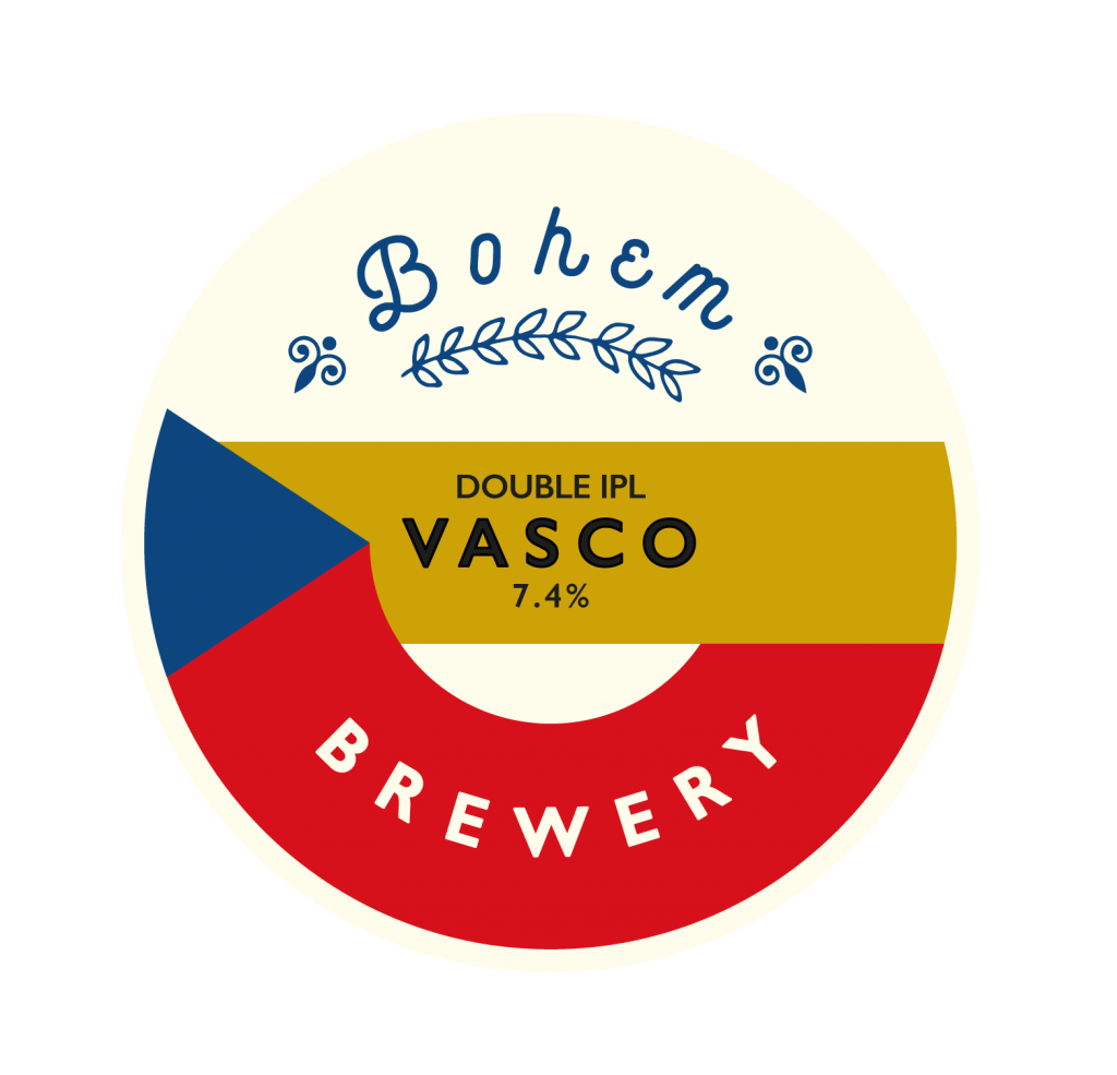 Vasco Bohem Brewery Beer