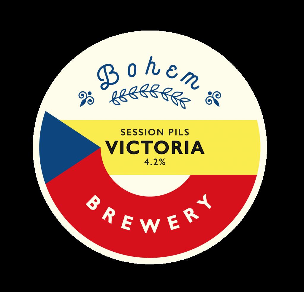 Victoria Bohem Brewery Beer