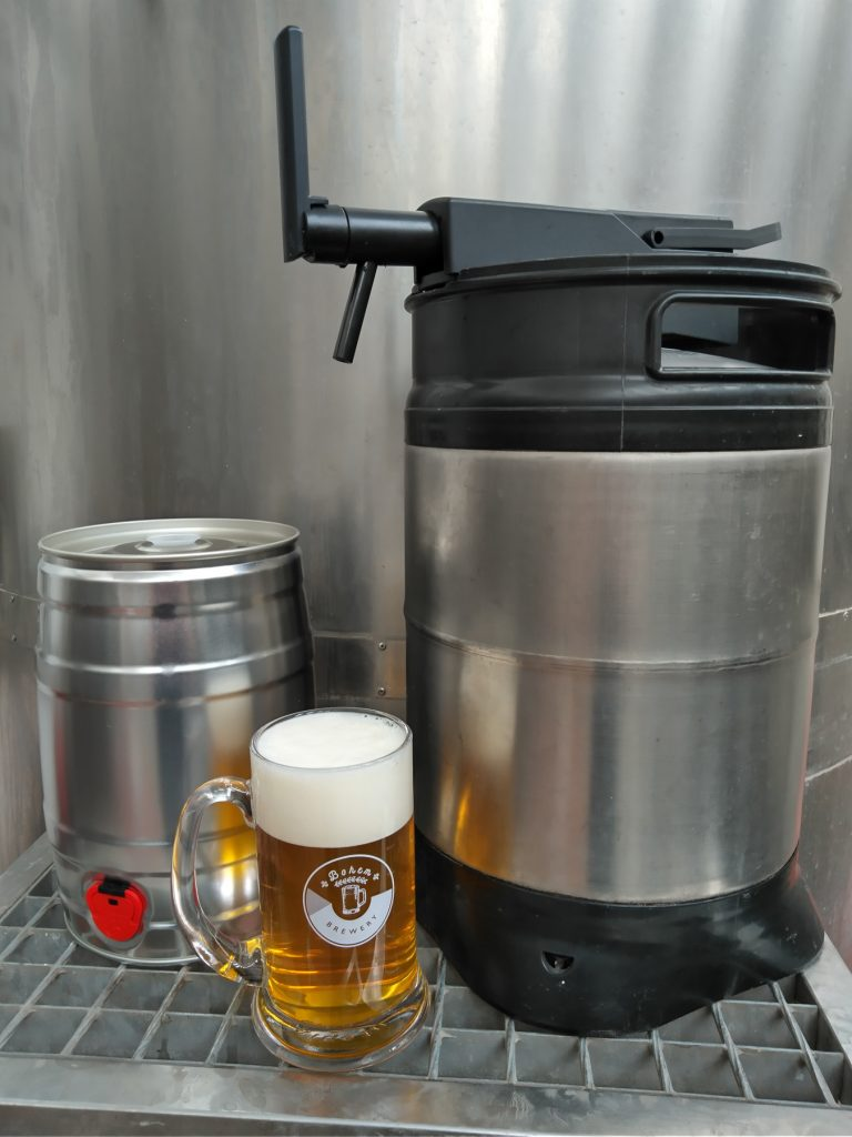 Bohem Brewery Kegs for home delivery